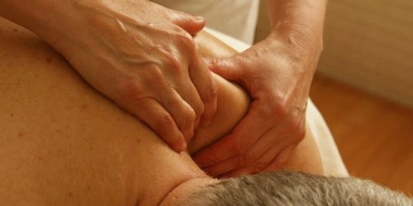 Deep tissue massage may be necessary.