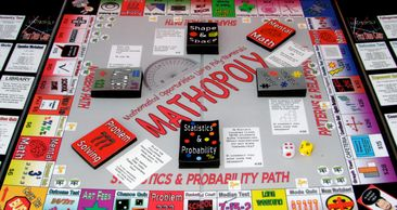Math Games, Mathopoly , Math curriculum , Math Board Games, Middle Years Math, Maths, Shape and Space, Numeracy, Patterns and Probability