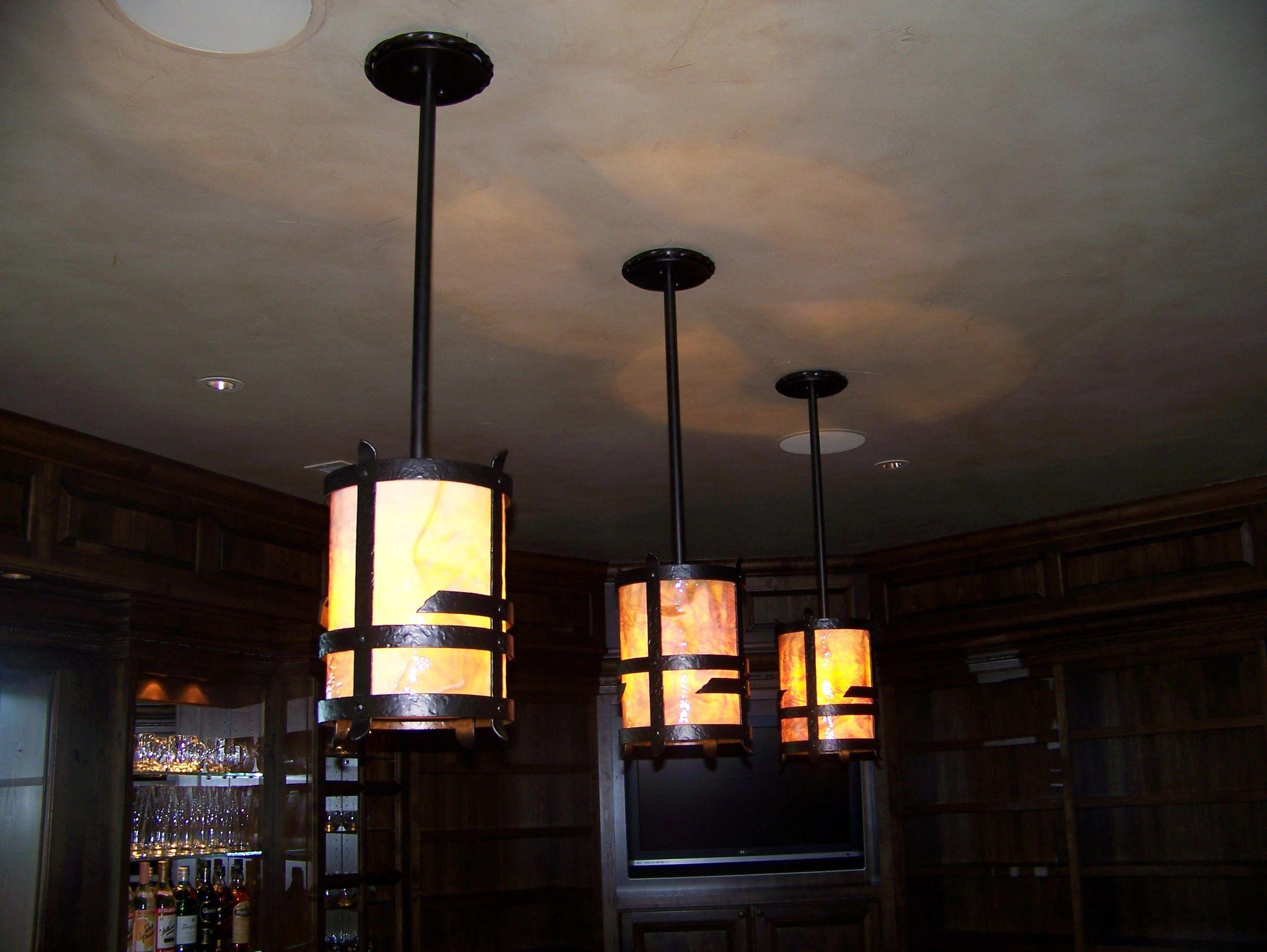 Corbett custom lighting
