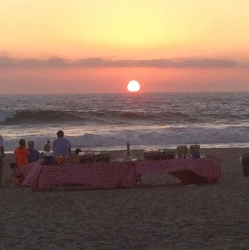 Mission beach catering, clambake catering, lobster mission beach, Clambakes mission beach clambake