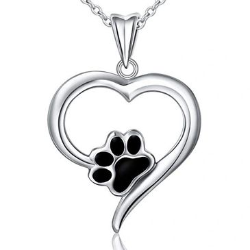 Jewelry for my wife who loves dogs!  Best gift ideas in jewelry for the dog lover.  Free shipping