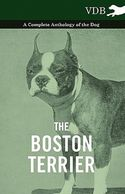 Gifts for the Boston Terrierlover.  Boston Terrier complete history book on sale! Unique dog gifts.
