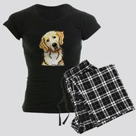 Gifts for the  Golden Retriever lover.  Golden Retriever   themed pajamas for the dog owner.