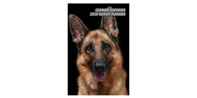 Gifts for the German Shepherds lover.  Beautiful photography in this German Shepherd Calendar.  Uniq