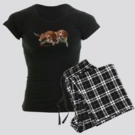 Gifts for the  Beagle  lover.  Labrador  Beagle  themed pajamas for the dog owner.  Beagle items sal