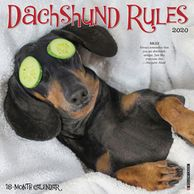 Dachshund calendar.  Gifts for the Dachshund lover.  Discounted gifts for the dog lover.