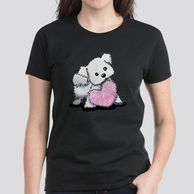 Gifts for the Maltese lover.  Maltese  themed shirts for the dog owner.