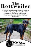 Gifts for the Rottweiler lover.  Rottweiler complete history book on sale! Unique dog gifts.