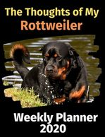 Gifts for the Rottweiler lover.  Beautiful photography in this Rottweiler Calendar.  Unique dog gift