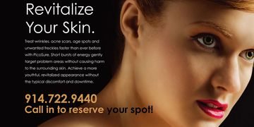 PicoSure, Tattoo removal, photofacial, skin rejuvenation, Scarsdale Aesthetic Medicine, Skin Care
