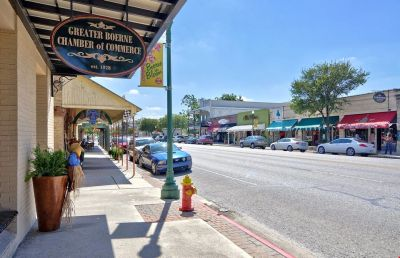 Boerne, Texas, Chamber of Commerce
