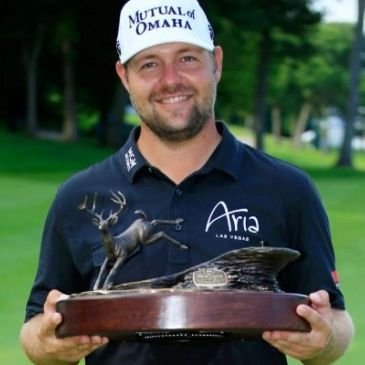Ryan Moore is a 5 time PGA Tour winner and Ryder Cup Player (2016)