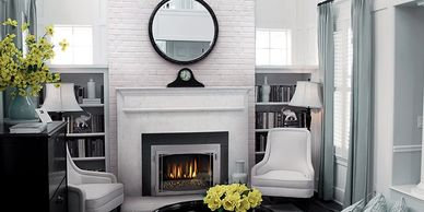 Napoleon Fireplace direct vent natural gas