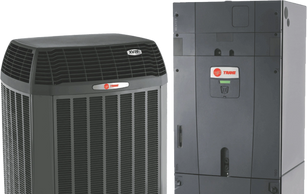Trane Furnace and Air Conditioning heating and cooling equipment