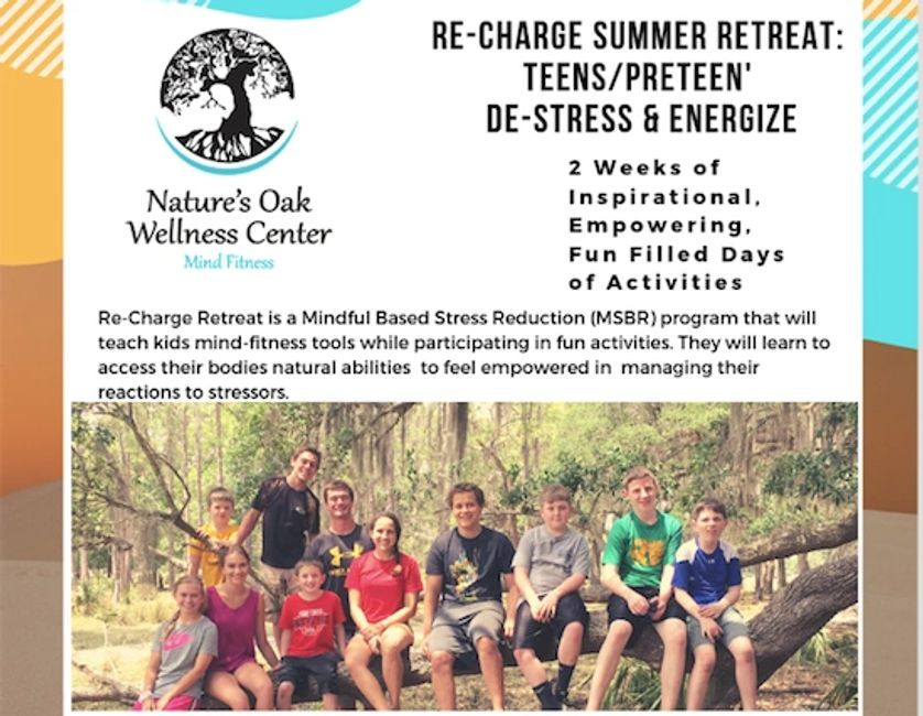 Summer Retreat: Teens and Preteens