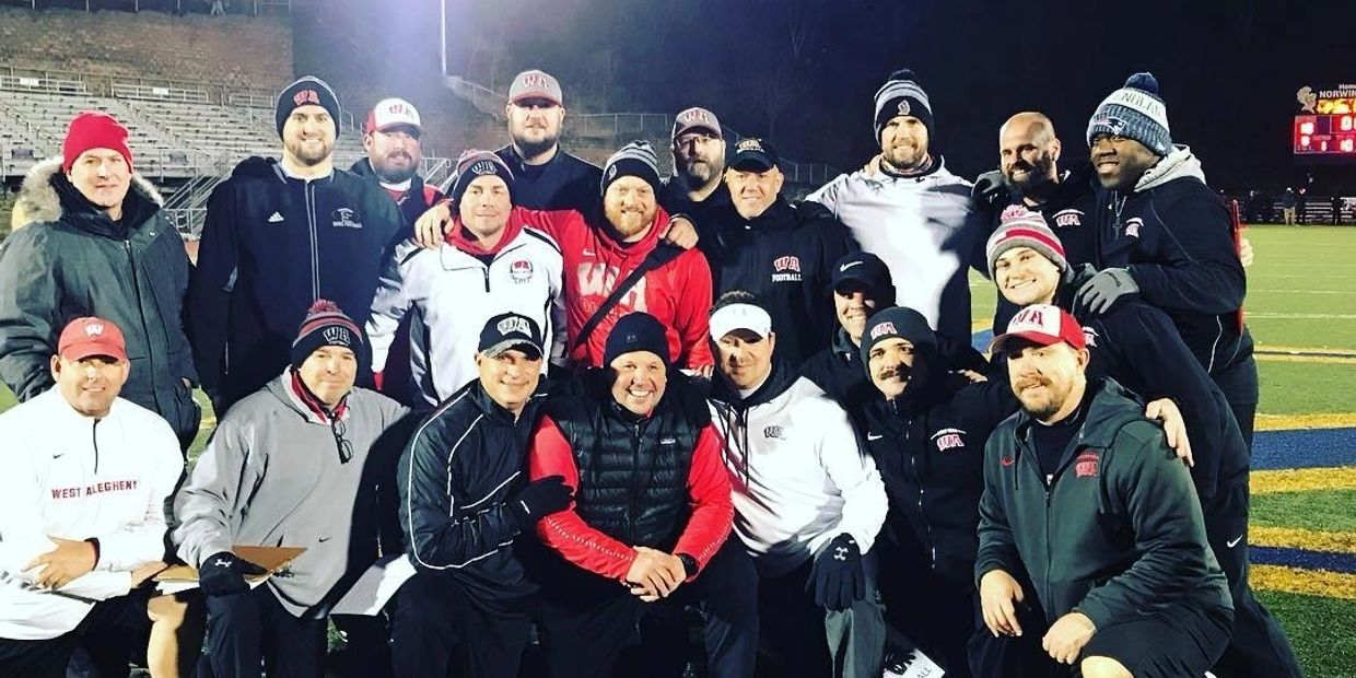 2018 WA Football Coaching Staff