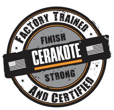 Cerakote Trained and Certified Applicator