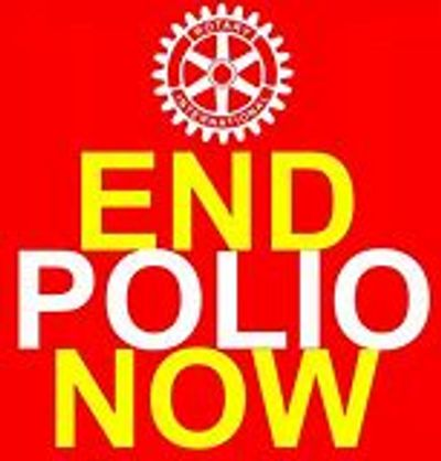 End polio now Rotary club of braunton caen Braunton rotary club barnstaple rotary club Inner wheel