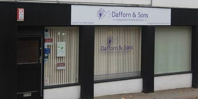 dafforn & son independent funeral directors Torrington funeral directors bideford funeral director