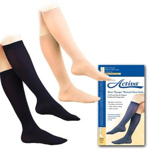 Compression socks, compression stockings, TED hose
