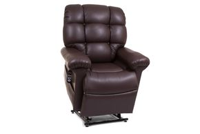 Leather-like material, lift chair