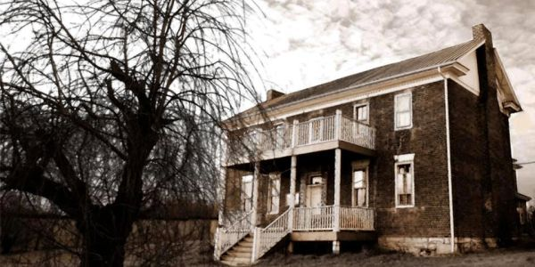 Nickerson Snead House SRS Paranormal home haunt.