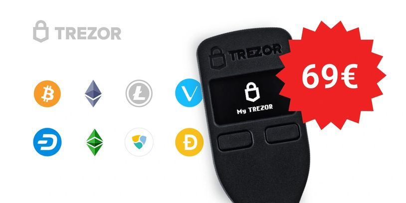 Trezor Wallet to store cryptocurrency