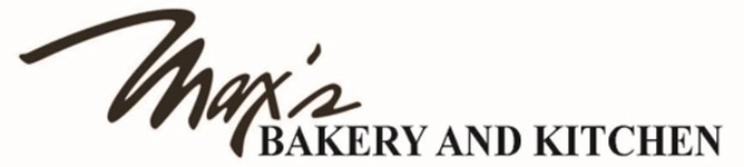 Max's Bakery and  Kitchen