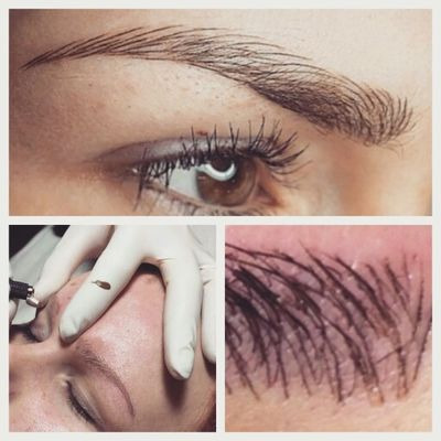 Microblading technique gives you that natural  looking Eyebrow fullness you been looking for.