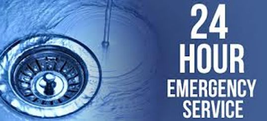 24 Hour emergency sewer and drain cleaning