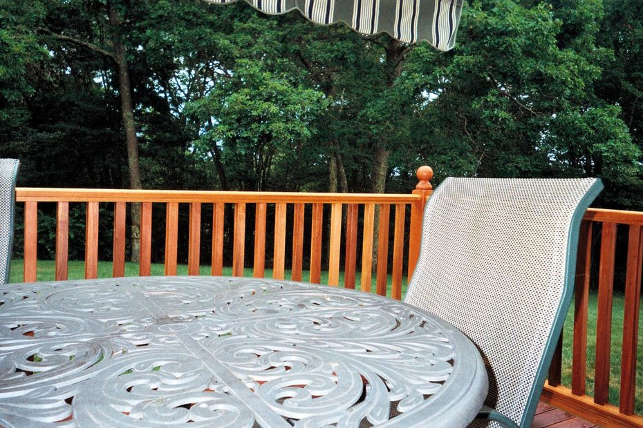 Deck Contractor Greater Boston