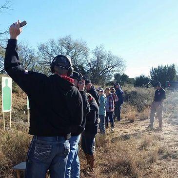 West Texas Tactical Firearms - License to Carry, Handgun