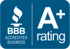 BBB A+ rating accredited Business image