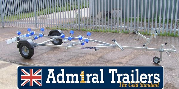 Admiral trailers Logo