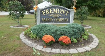 Safety Complex sign in Fall 2018