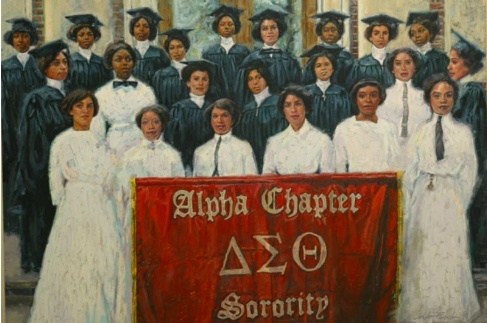 Founders of Delta Sigma Theta Sorority, Inc.