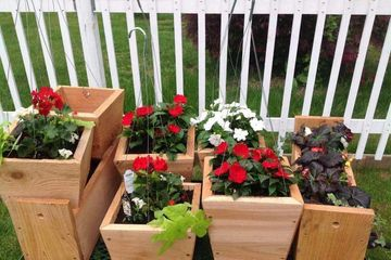 Learn how to build a planter box In this class we will be making 3'X 13'