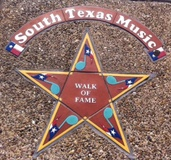 south texas music walk of fame