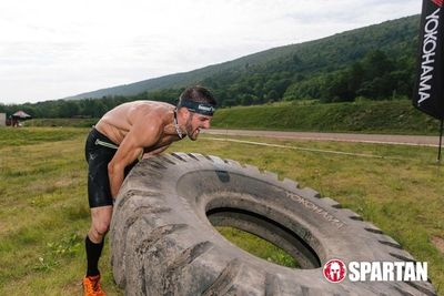 Mike St. George Honeybadger OCR Obstacle Course Racing spartan tough mudder pics images stats bio