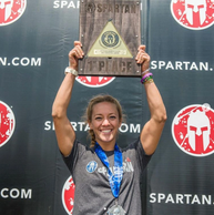 Cassandra Ohman OCR Obstacle Course Racing Spartan results bio background pics images video sponsors