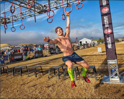 Cole Schwartz Spartan Race Tough Mudder Obstacle Course Racing OCR Athlete Profile Pic
