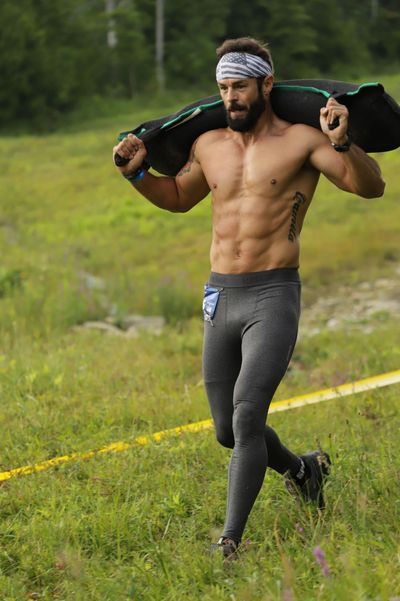 Jason Wood OCR Obstacle course racing race athlete profile spartan tough mudder bio stats results