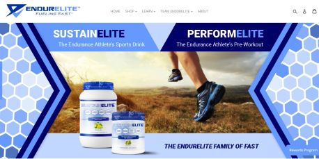 EndurElite Obstacle Course Racing Training OCR Best Nutrition Fuel Pre-Race Supplement Pre-Workout