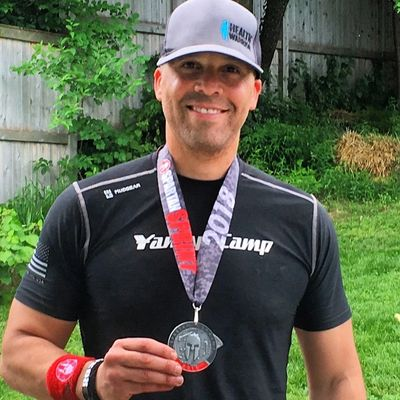 Jon Ross-Wiley OCR Obstacle Course Racing athlete results