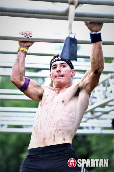 Tyler Veerman OCR Obstacle Course Racing Spartan race