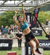 Rebecca Hammond OCR Obstacle Course Racing Spartan results bio background pics images video sponsors