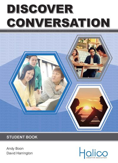Discover Conversation is the ideal text for students wishing to improve their English speaking skill