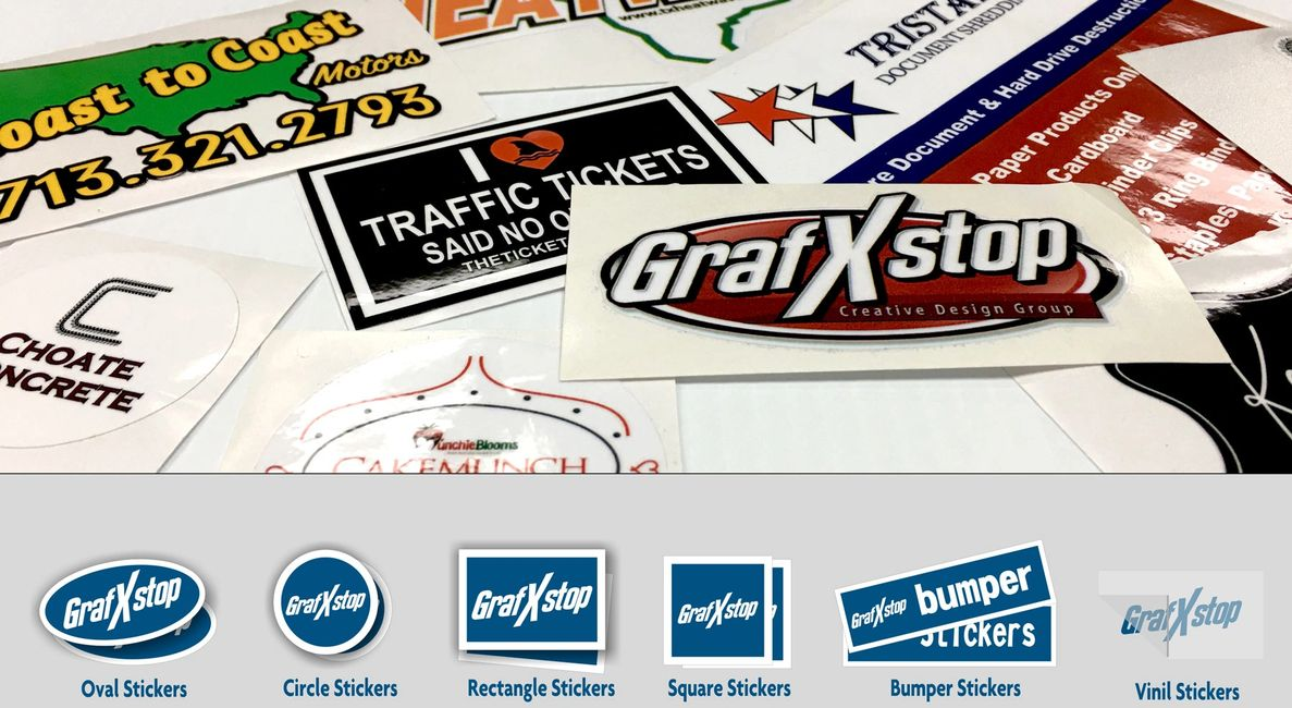 Grafxstop you #1 stop for decals and stikers