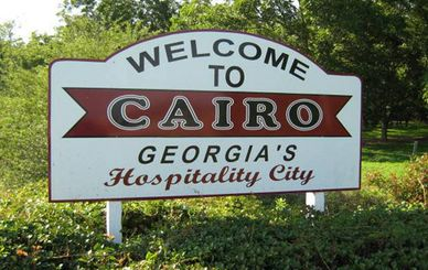 We service Cairo, Georgia and surrounding cities.