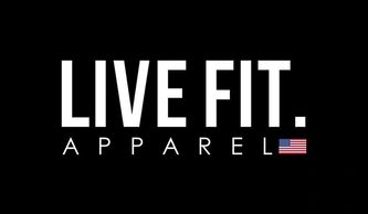 Live Fit (LVFT) men's and women's fitness apparel.